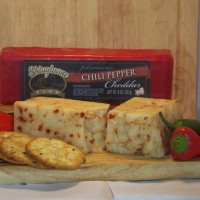 Chili Pepper Cheddar
