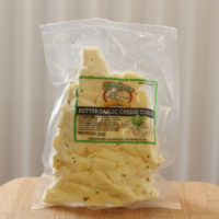 Butter Garlic Cheese Curds