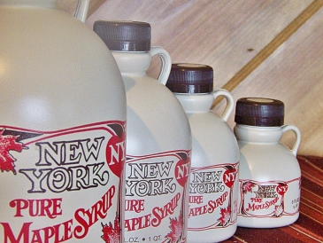 1 Gallon Maple Syrup